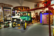 Model A Prints - Model T Display Print by Ron Day