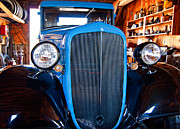 Car Repairs Photo Prints - Model T Ford Print by Steve Harrington