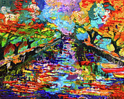 Ginette Fine Art LLC Ginette Callaway - Modern Annecy France Decor