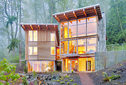 Will Austin - Modern home in Woods