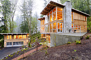 Will Austin - Modern house in woods