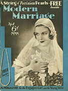 The Advertising Archives - Modern Marriage 1931...