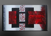 FabuArt - Modern Metal Wall Art
