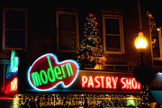 North End Photos - Modern Pastry 3 by Joann Vitali