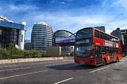 Svetlana Sewell - Modern Red Bus