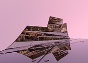 Arquitectura Prints - Modern Reflections ... Print by Juergen Weiss