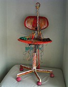 Autumn Sculpture Originals - Modern Sculpture by Trevor R Plummer