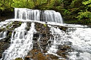 Mohawk Falls Print by Frozen in Time Fine Art Photography