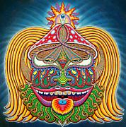 Moksha Master Print by Chris Dyer
