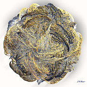 Abstract Movement Originals - Molten by Michael Durst
