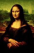All - Mona Lisa by Da Vinci