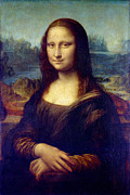 1506 Paintings - Mona Lisa by Karon Melillo DeVega