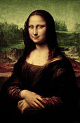 All - Mona Lisa Painting by Leonardo da Vinci