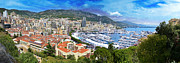 Formula One Photos - Monaco Monte Carlo by Phill Petrovic
