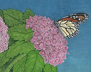 Sherry Goeben - Monarch Butterfly on...