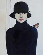 Monarch Print by Terri Jordan