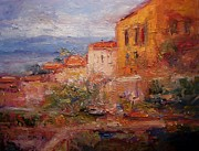 R W Goetting - Monemvasia Greece in the...