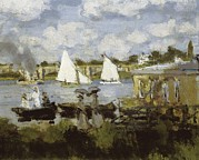 Bassin Art - Monet, Claude 1840-1926. The Pond by Everett