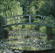Bassin Art - Monet, Claude 1840-1926. The Waterlily by Everett