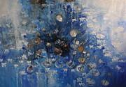 Monet Revisited -revisitando Monet Print by Hermes Delicio