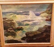 Harry S Bessler - Monhegan Island Maine...
