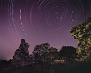 Starscape Prints - Moniak Fortress Starscape Print by Boris Pophristov