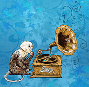 Alan Schwartz - Monkey and a Music Box