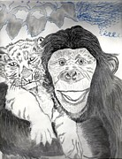 Nicole Burrell - Monkey and His Little...
