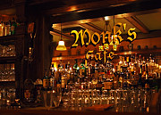 Beer Photos - Monks Cafe by Rona Black