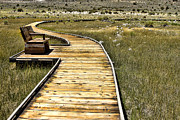 Jason Abando - Mono Lake Boardwalk