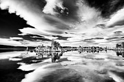 Lake Tapestries Textiles - Mono Lake by Cat Connor
