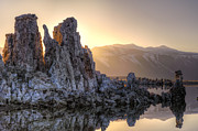 Doug Oglesby Framed Prints - Mono Lake Framed Print by Doug Oglesby