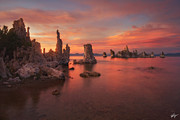 Peter Coskun - Mono Lake Sunset