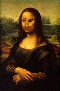 Ecce Art - Mono Lisa by Pet Serrano