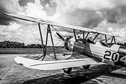 Stearman Originals - Monochrome PT17 by Chris Smith