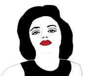 Kate Farrant - Monochrome Woman