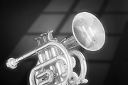 Perform Art - Monotone Trumpet by M K  Miller