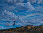 Monsoons Metal Prints - Monsoons Metal Print by Christine Lytwynczuk