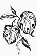 Jenny Rainbow - Monstera Leaf