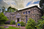 Western Carolina University Photos - Montague Building at Mars Hill College by Ryan Phillips