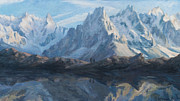 Marco Busoni Art - Montain mirror by Marco Busoni