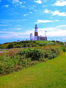 Donna Blossom - Montauk Lighthouse