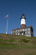 Rosemary Hawkins - Montauk Lighthouse in...