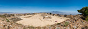 Whalen Photography Photos - Monte Alban Panoramic by Josh Whalen