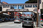 Fisheries Prints - Monterey Cannery Row California 5D25031 Print by Wingsdomain Art and Photography