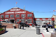 Fisheries Prints - Monterey Cannery Row California 5D25037 Print by Wingsdomain Art and Photography