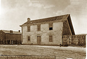 Monterey Whaling Station Circa 1895 Print by California Views Mr Pat Hathaway Archives