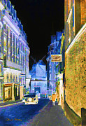 My Art In Your Home Slide Show  - Montmartre by Chuck Staley