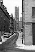 Harold E McCray - Montreal - Old City I