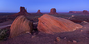Maico Presente - Monument Valley at Night